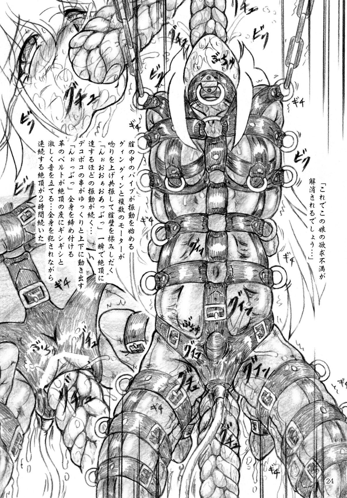 Seiyoku Shinryousho 23