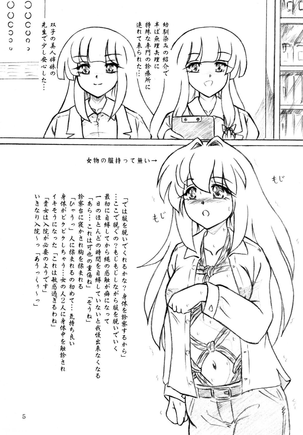 Seiyoku Shinryousho 4