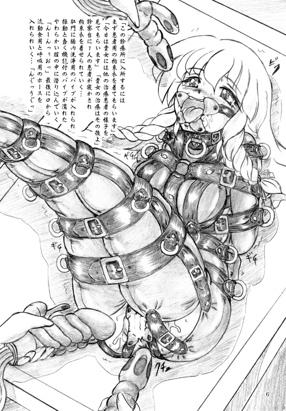 Seiyoku Shinryousho 5