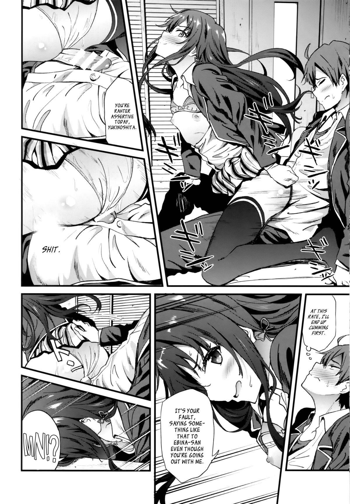 Yahari Ore wa Hentai Love Come ga Ii. 3 10