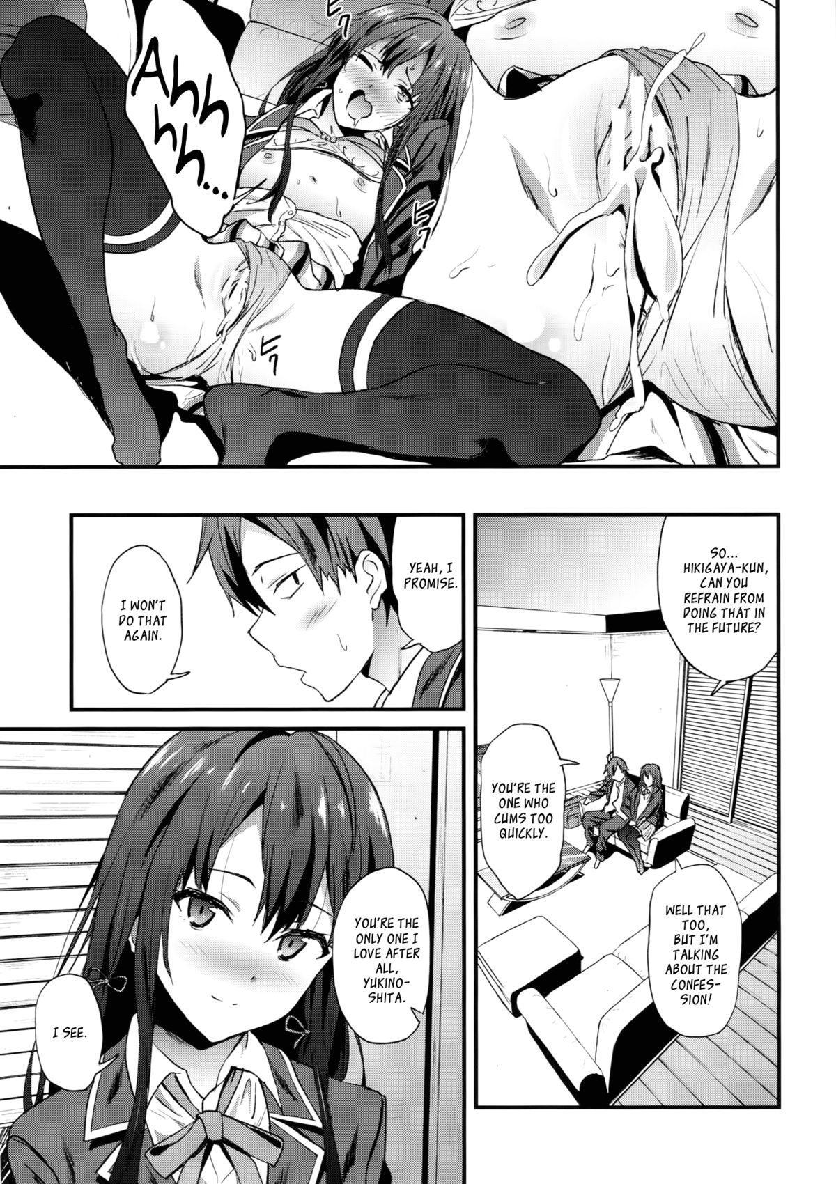Yahari Ore wa Hentai Love Come ga Ii. 3 19