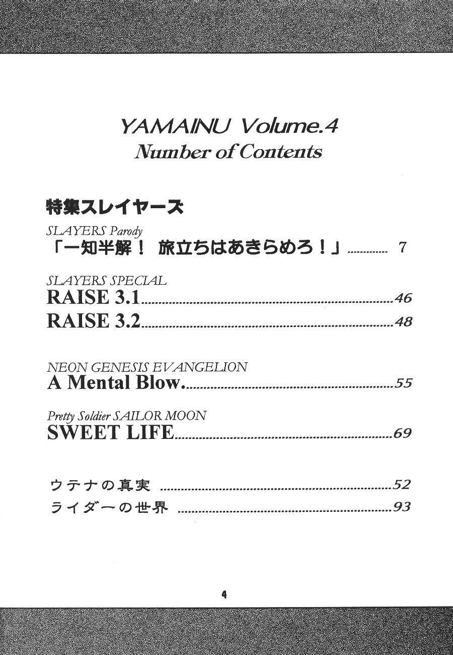 Yamainu  Volume.4 2