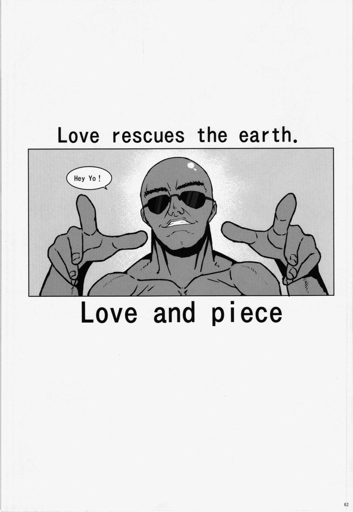 "Love & Peace o Senkyou suru Kokujin Checkera Tanetsuke Oji-san   Love & Peace Practitioner ""Check It Out"" Impregnator Black Man 5"