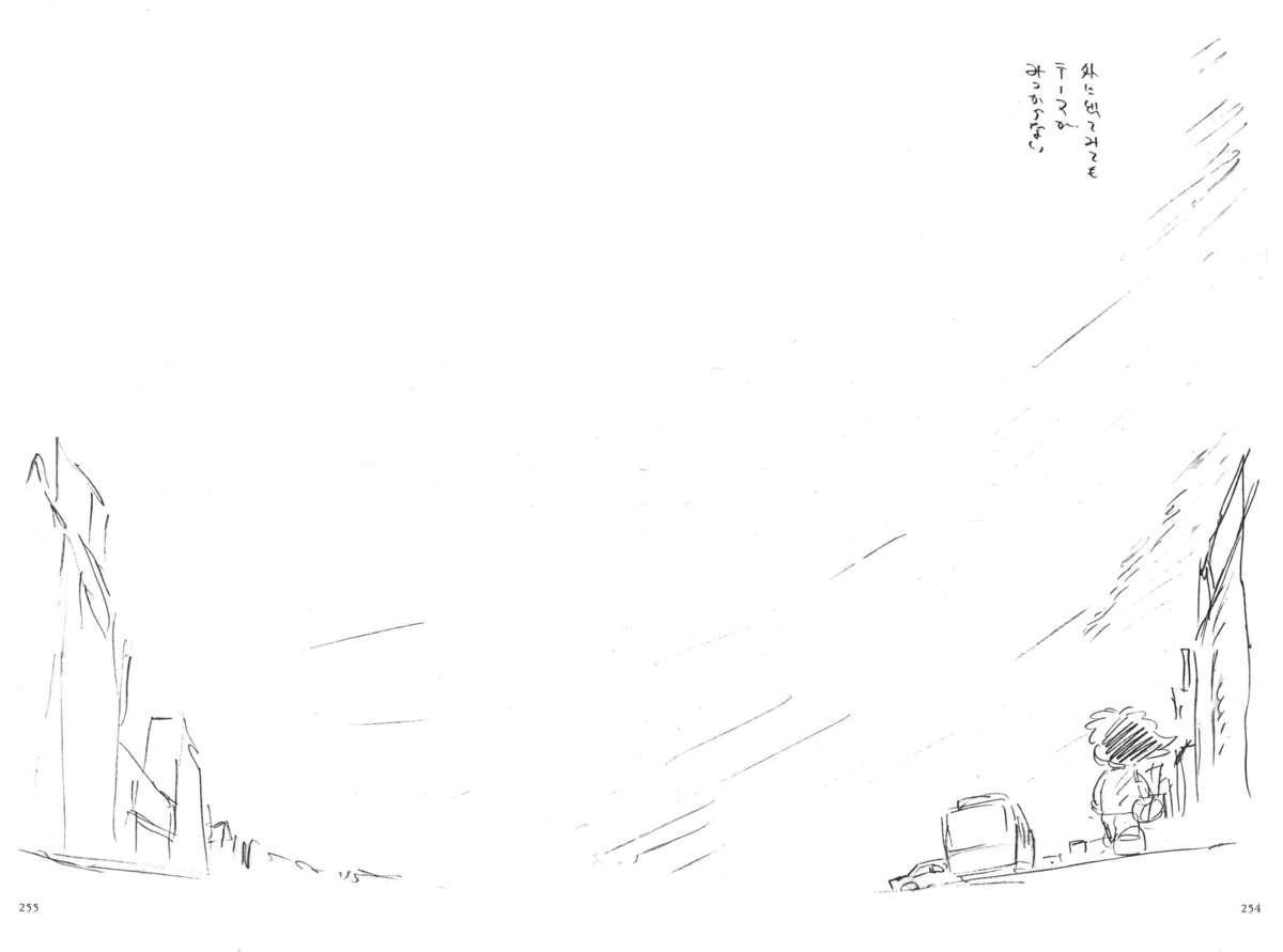 Azuma Hideo Sakuhin Shuusei - Yoru no Tobari no Naka de 256
