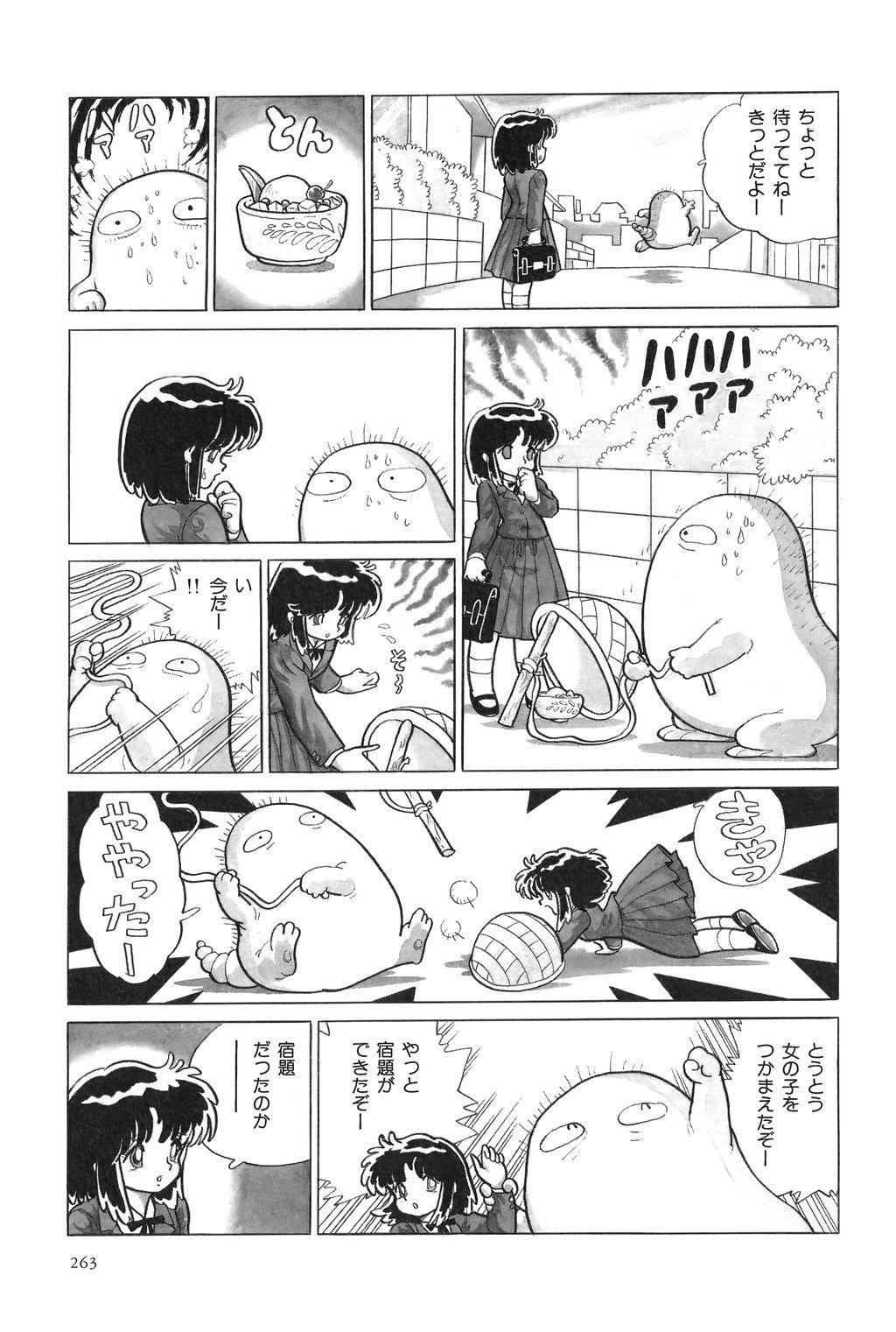 Azuma Hideo Sakuhin Shuusei - Yoru no Tobari no Naka de 264