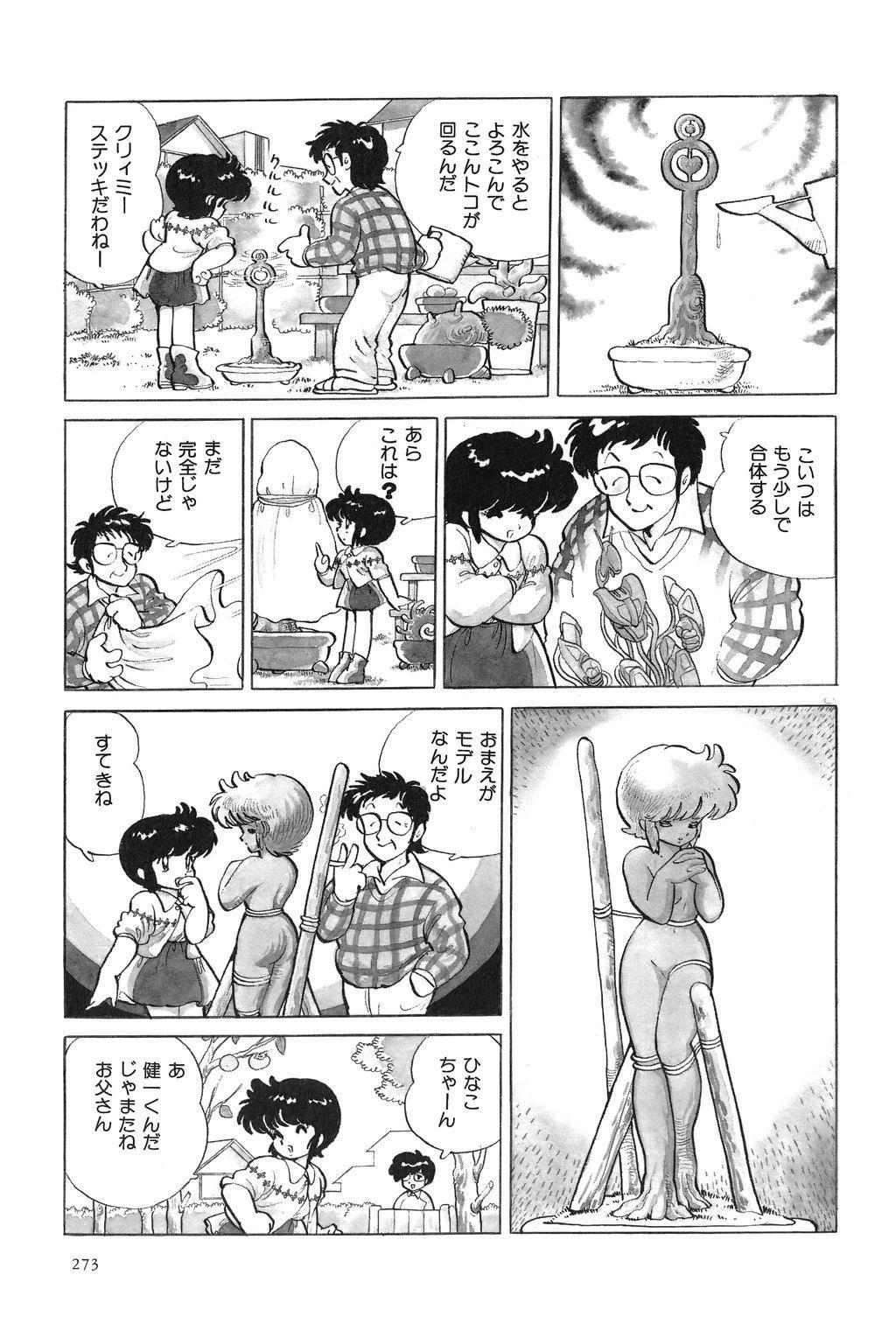 Azuma Hideo Sakuhin Shuusei - Yoru no Tobari no Naka de 274