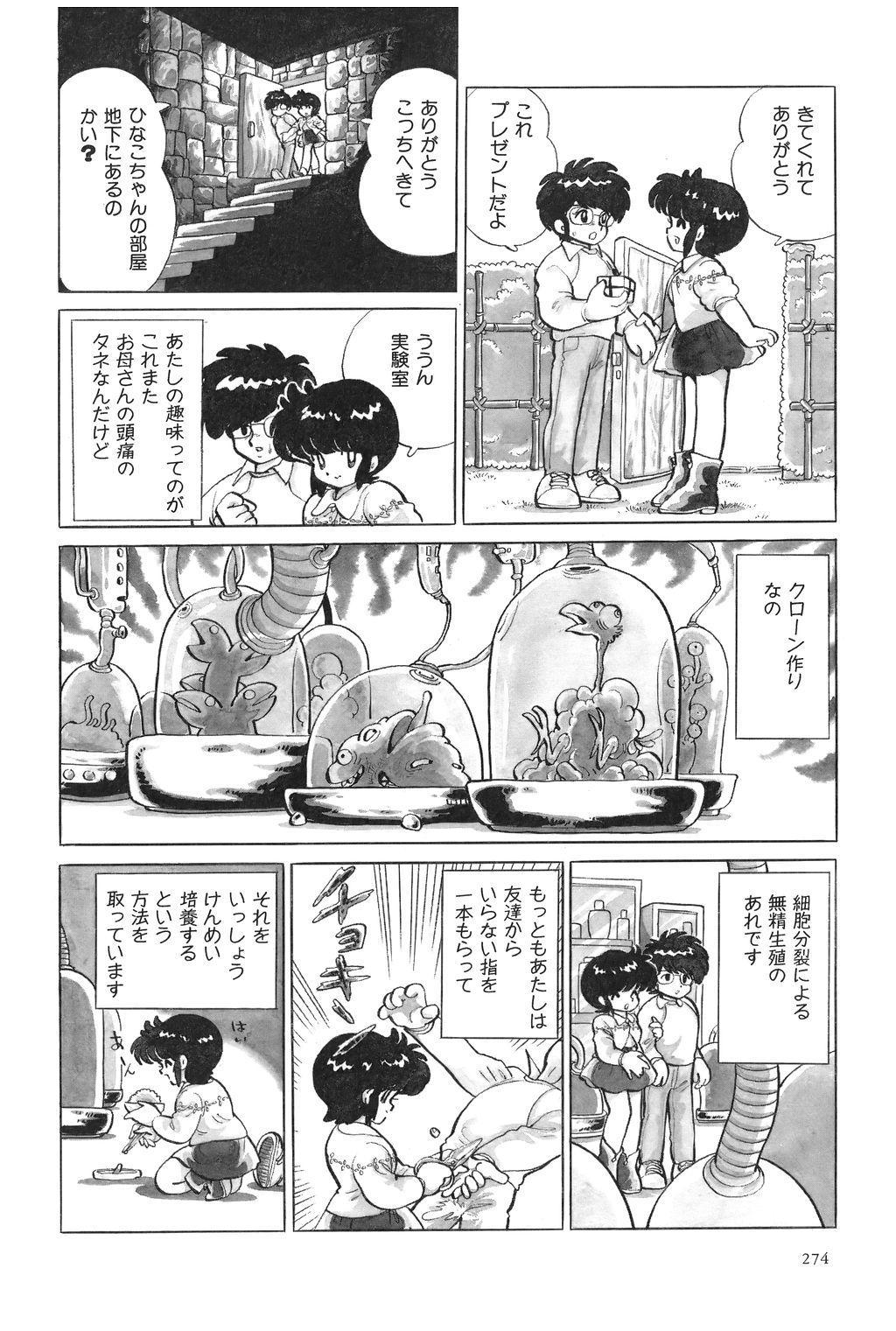Azuma Hideo Sakuhin Shuusei - Yoru no Tobari no Naka de 275
