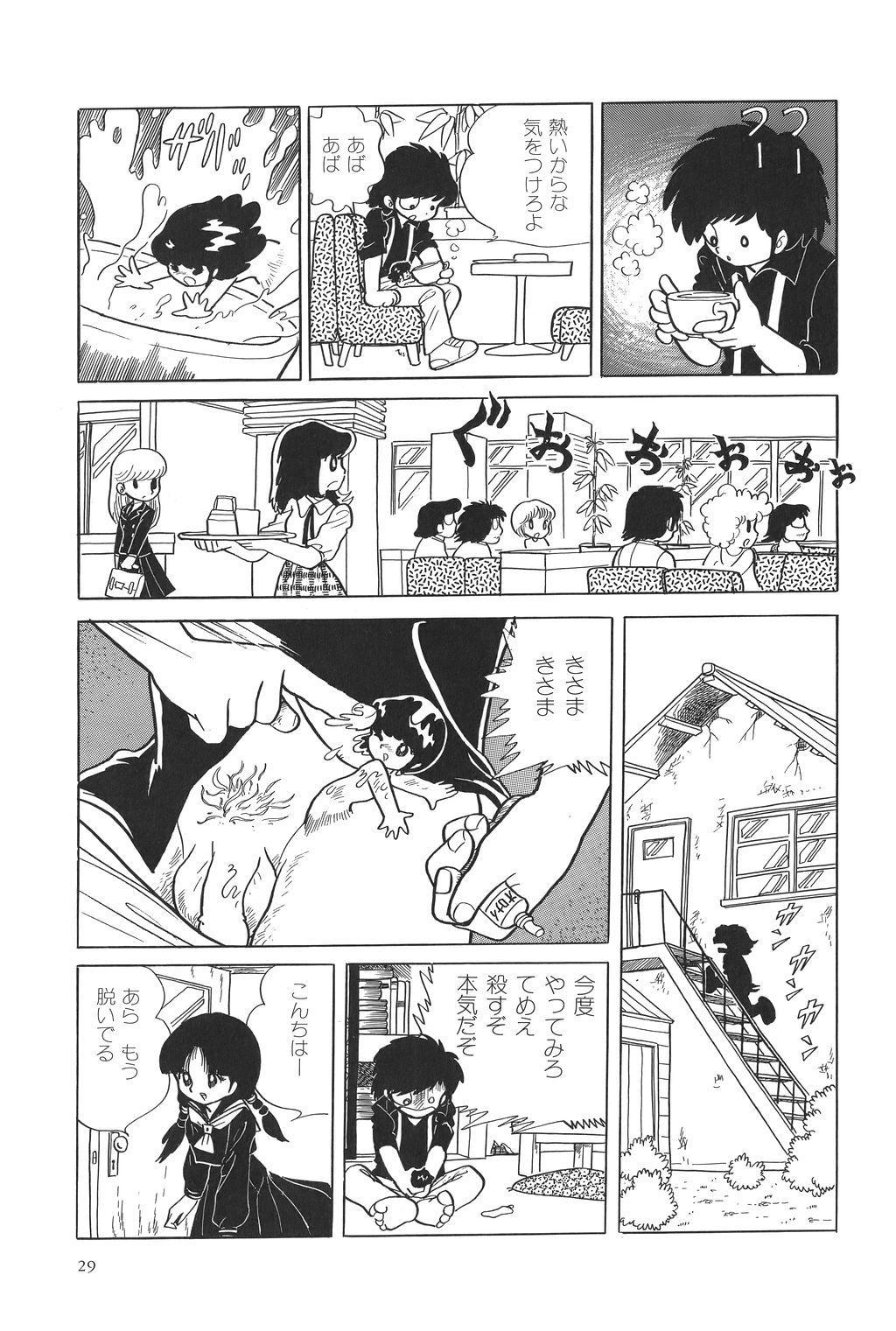 Azuma Hideo Sakuhin Shuusei - Yoru no Tobari no Naka de 33