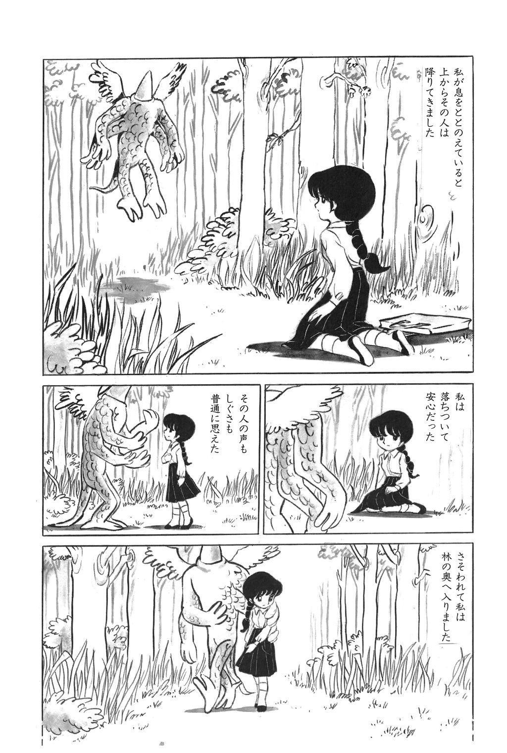 Azuma Hideo Sakuhin Shuusei - Yoru no Tobari no Naka de 51