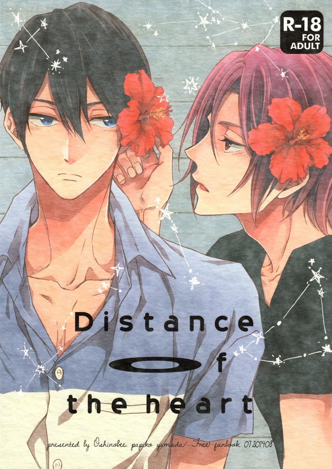 Distance of the heart 0