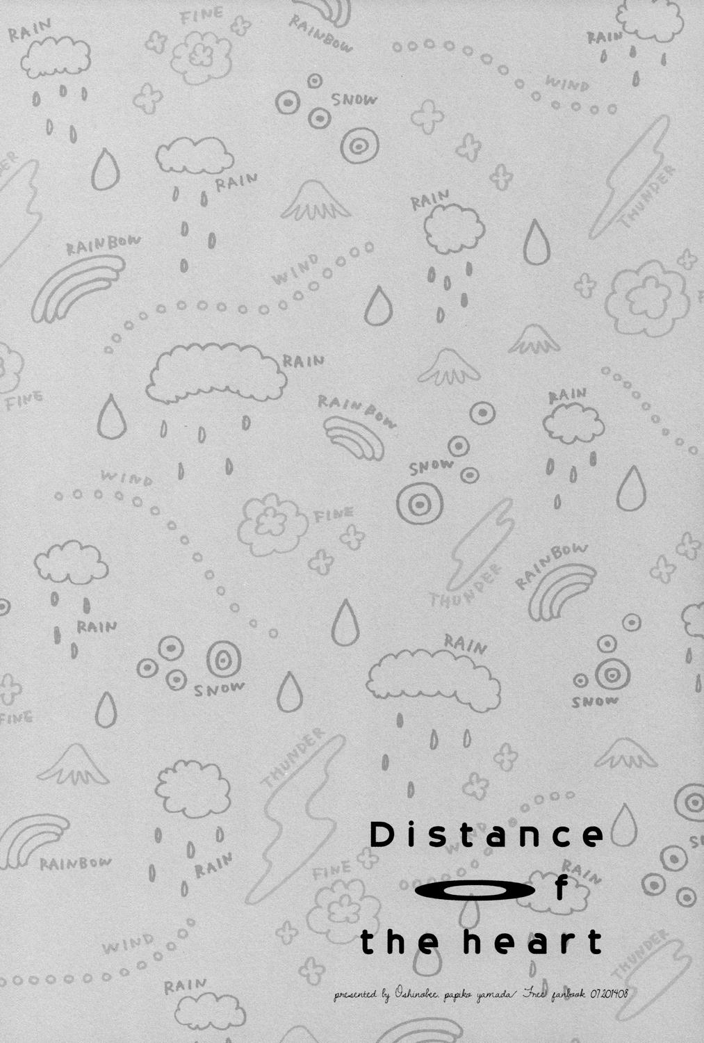 Distance of the heart 16