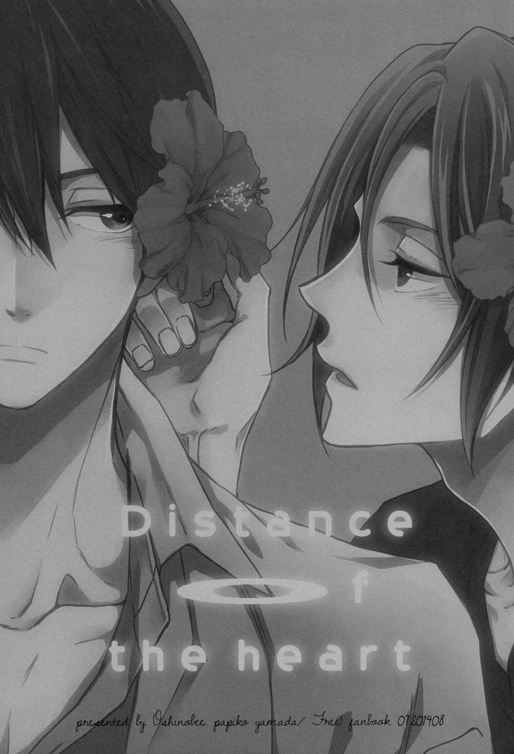 Distance of the heart 1