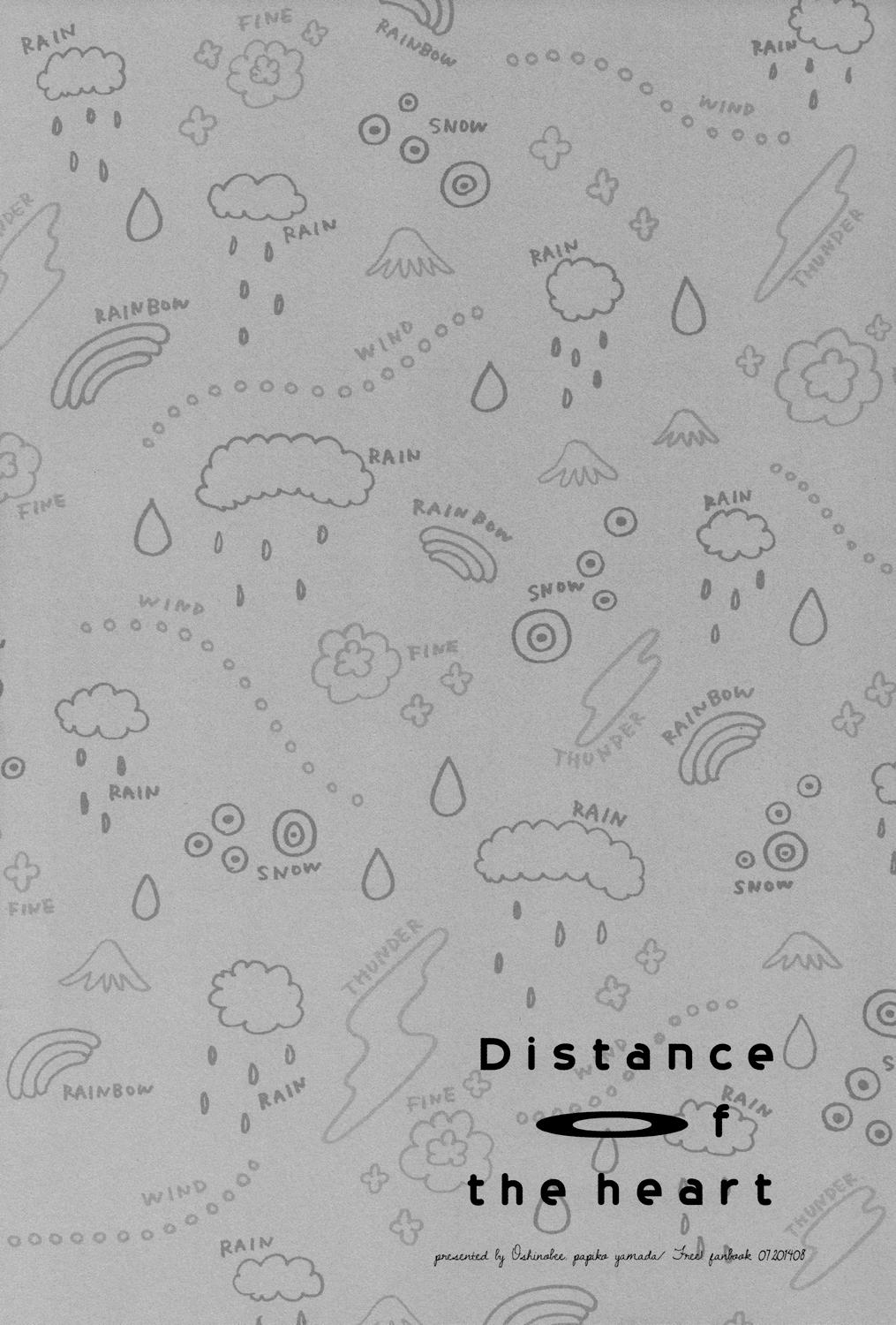 Distance of the heart 2