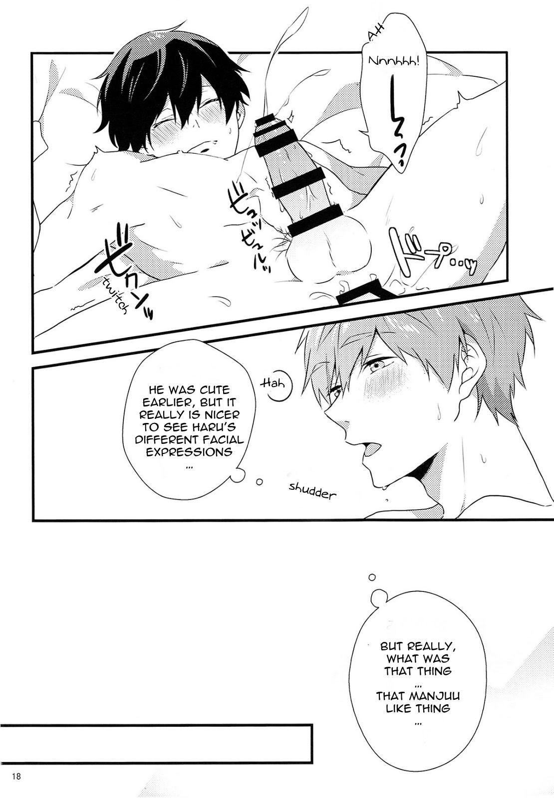 Sonnani XX Shinaide | Don't XX So Much 16