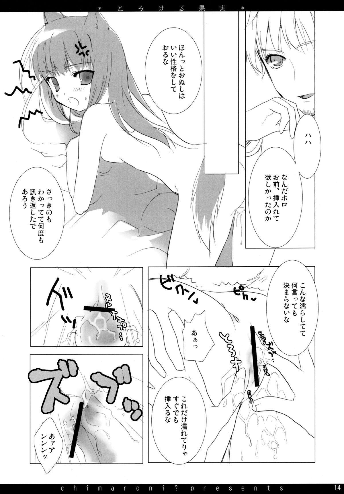 Torokeru Kajitsu 13