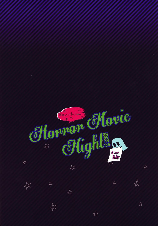 Horror Movie Night!! 23