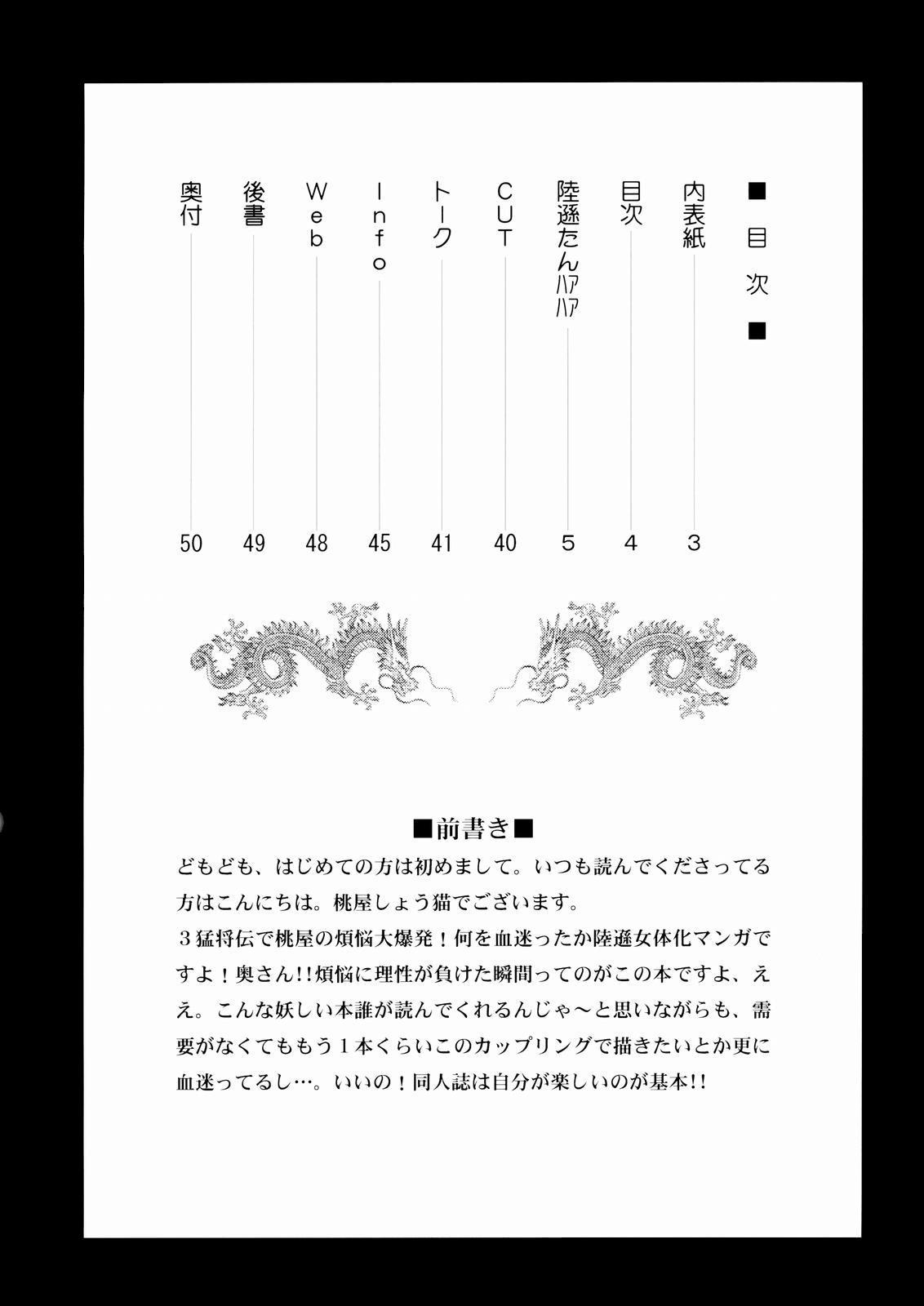 In Sangoku Musou Rikuson Gaiden | Dynasty Warriors: Rikuson's Story 2