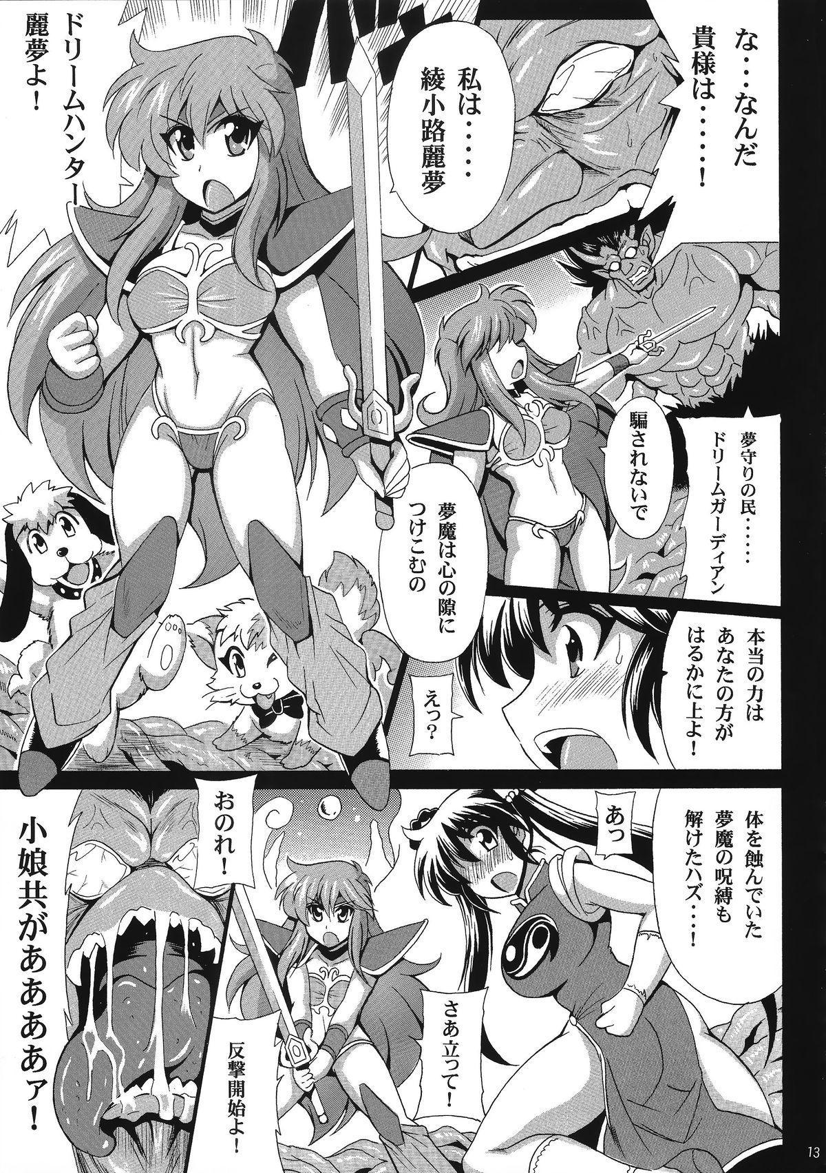 Mamono Hunter Inmu no Shou 13