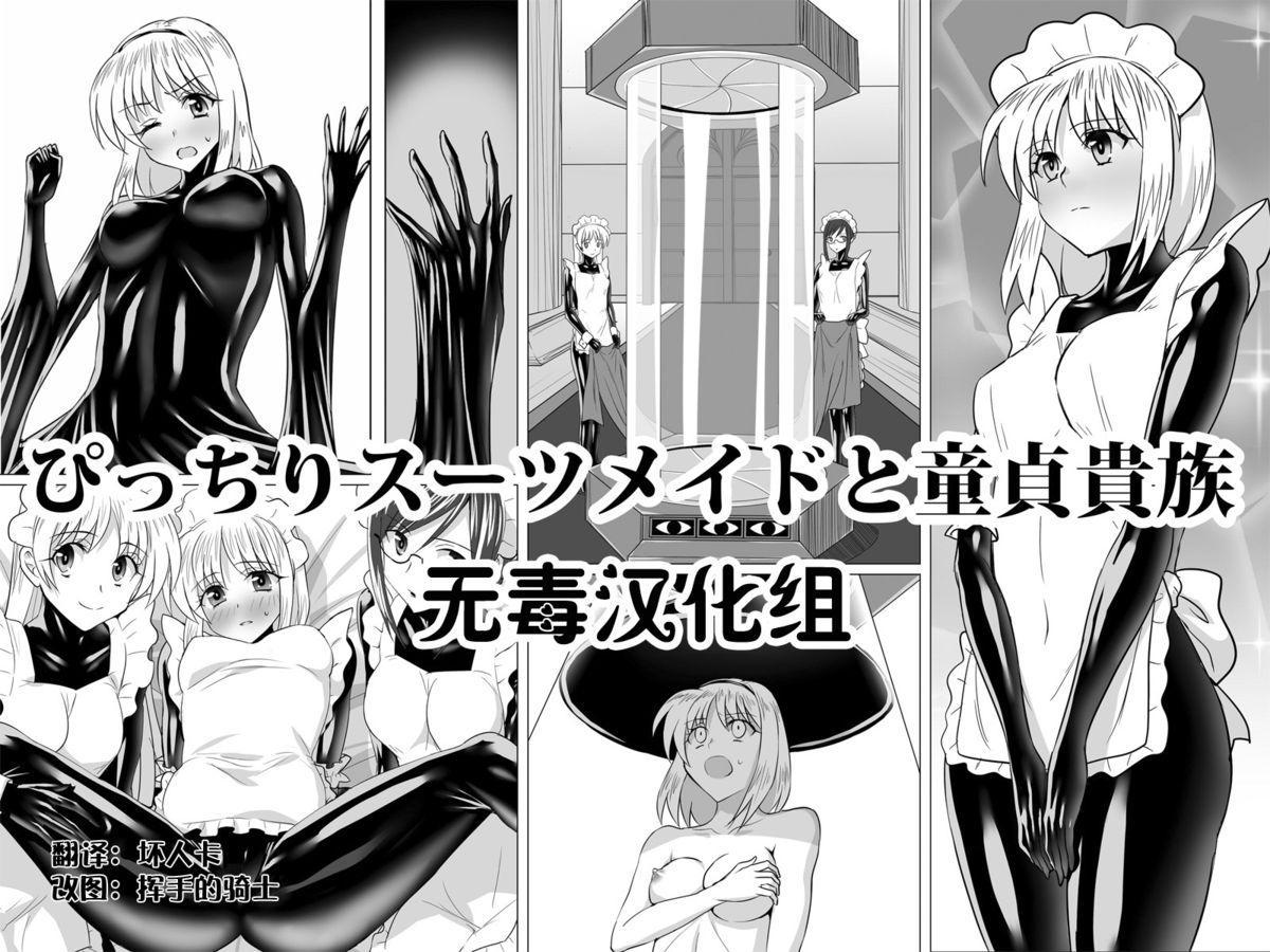 Picchiri Suit Maid to Doutei Kizoku 0