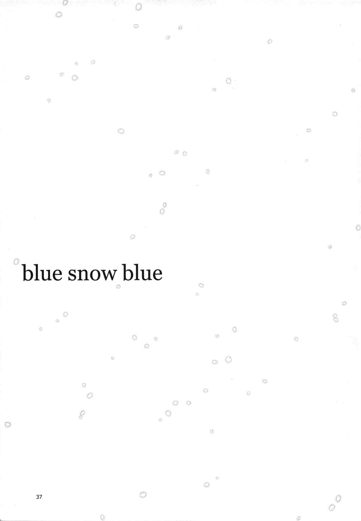 blue snow blue scene.17 35