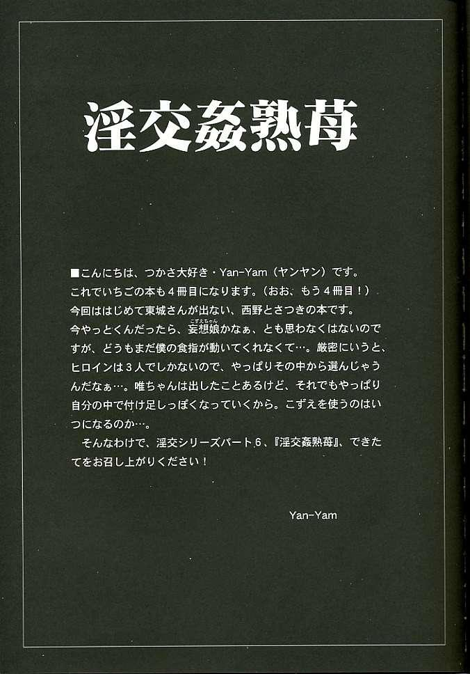 Inkou Kanjuku Ichigo 2