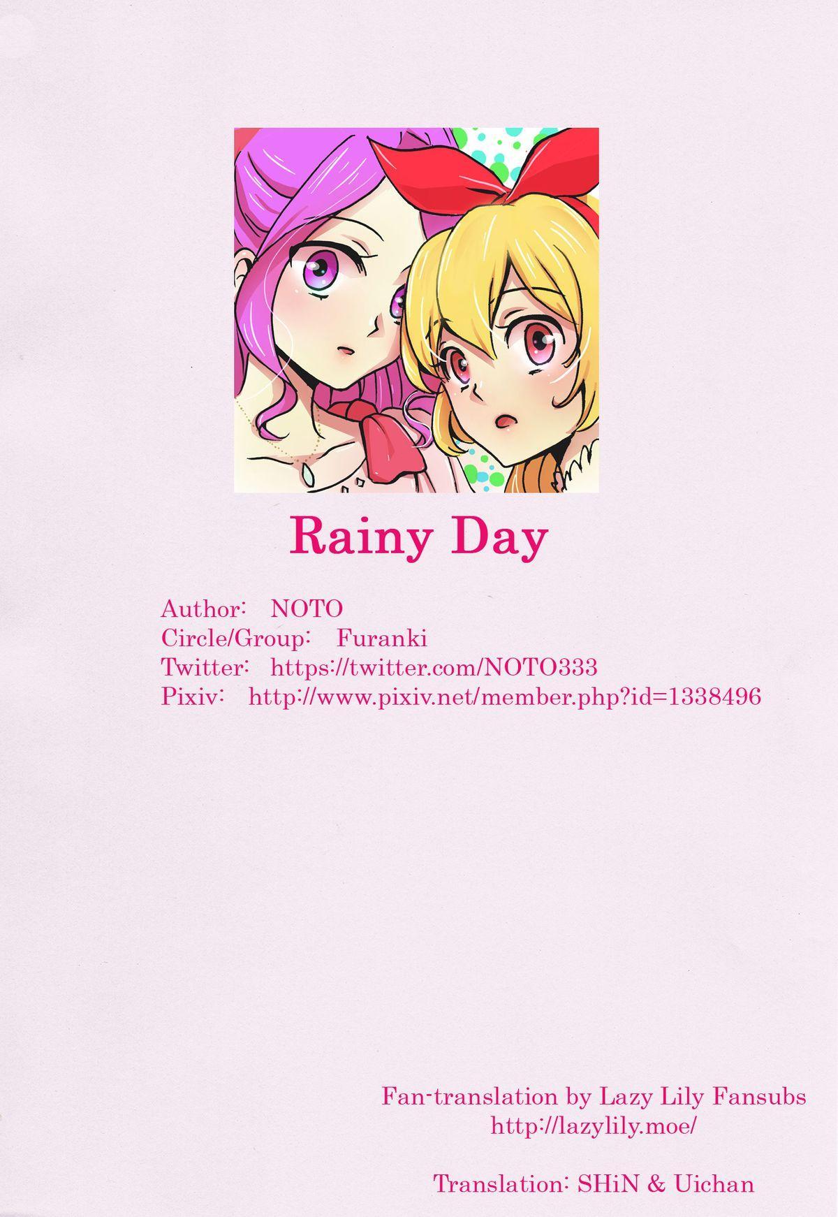 rainy day 22