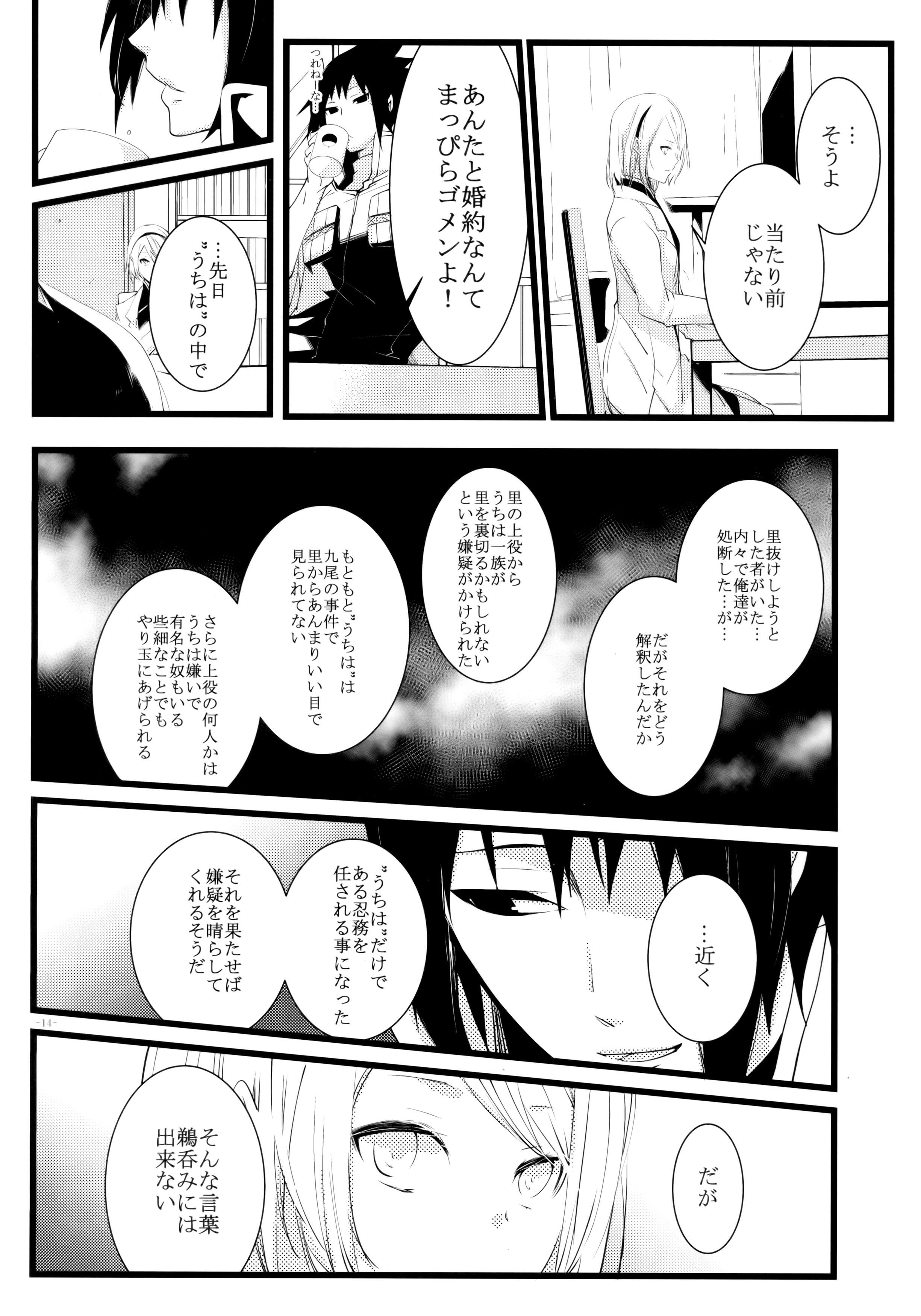 Haitoku no Kusabi 14
