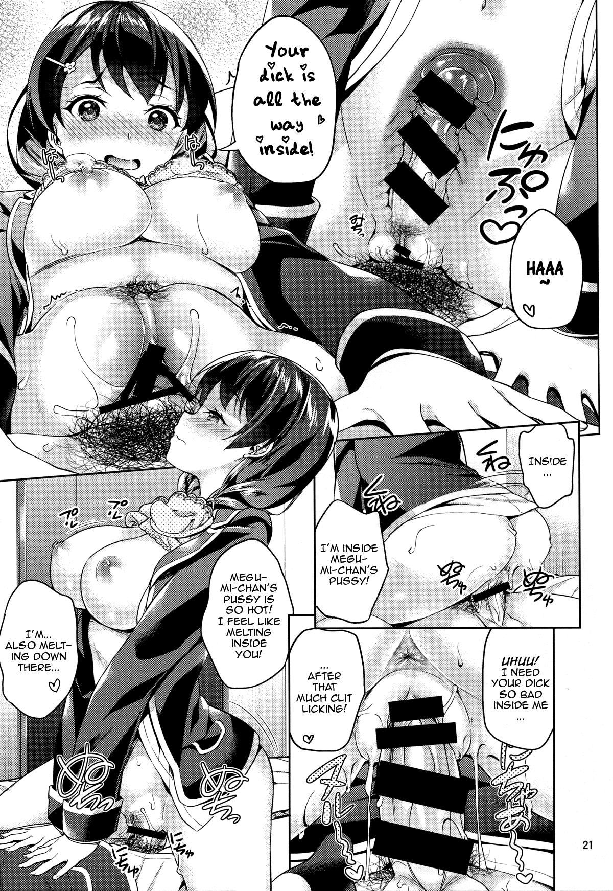 Shimei Shite mo Ii desu ka? Tadokoro-chan! 20