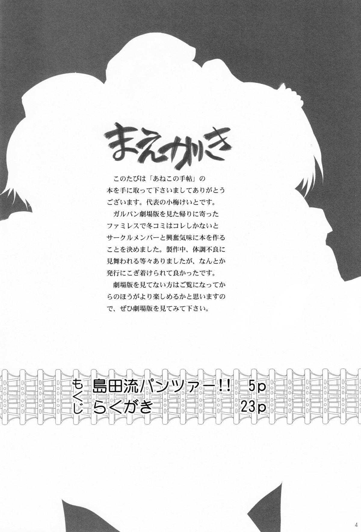 Shimada-ryuu Panzer!! 2