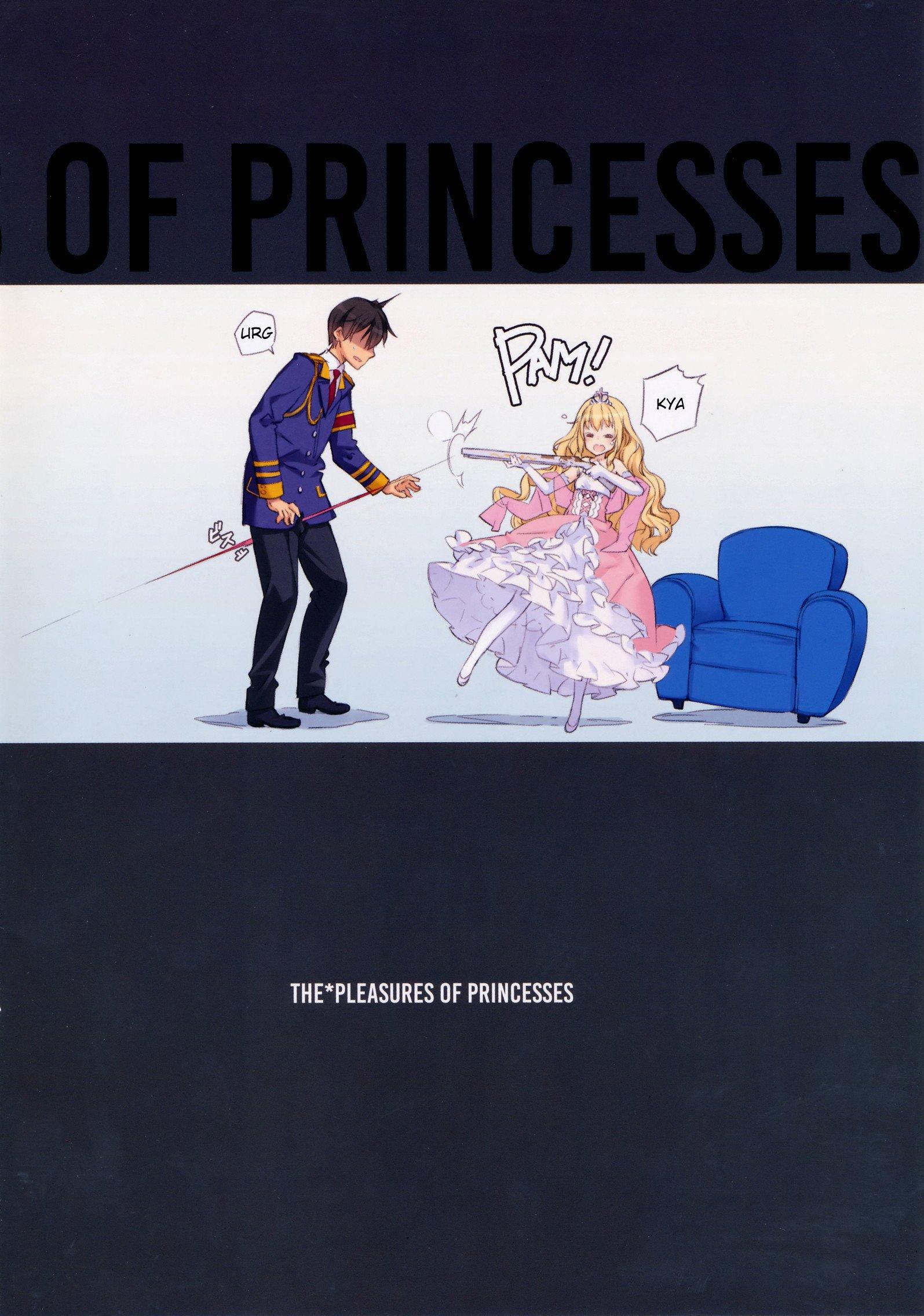 THE PLEASURES OF PRINCESSES 11