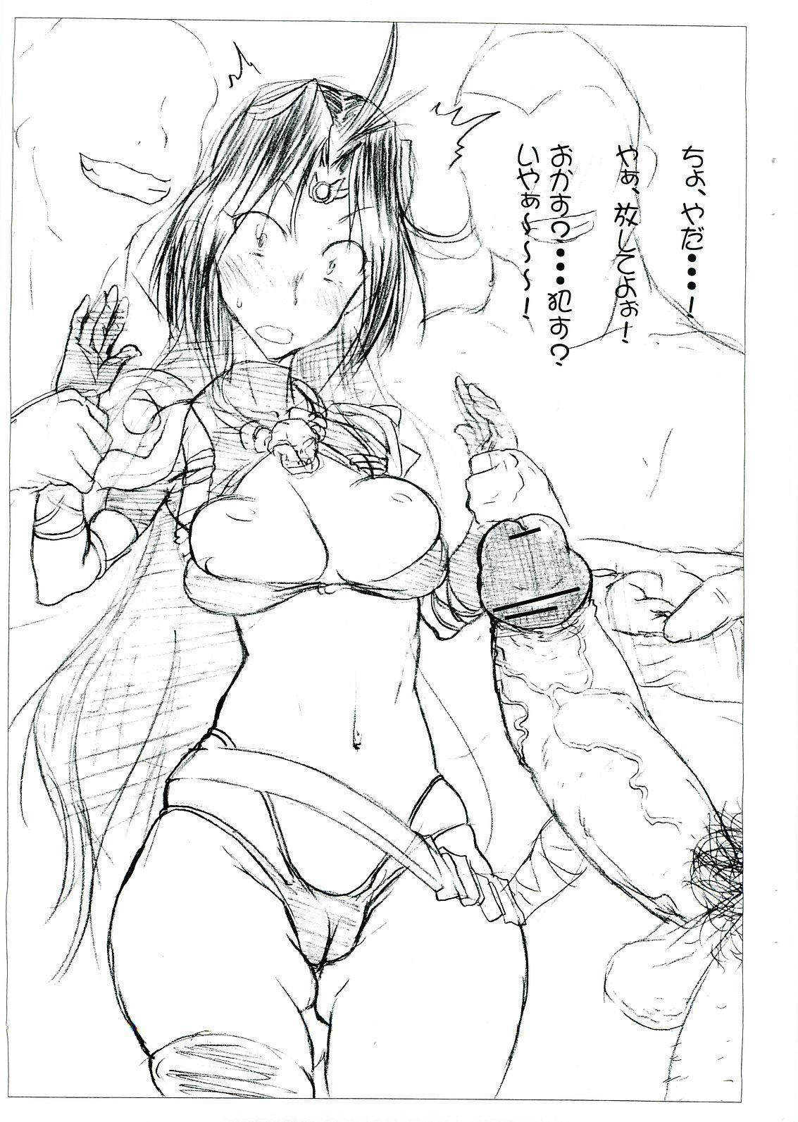 Ryuutai Junkatsu - Dai Danmen 13