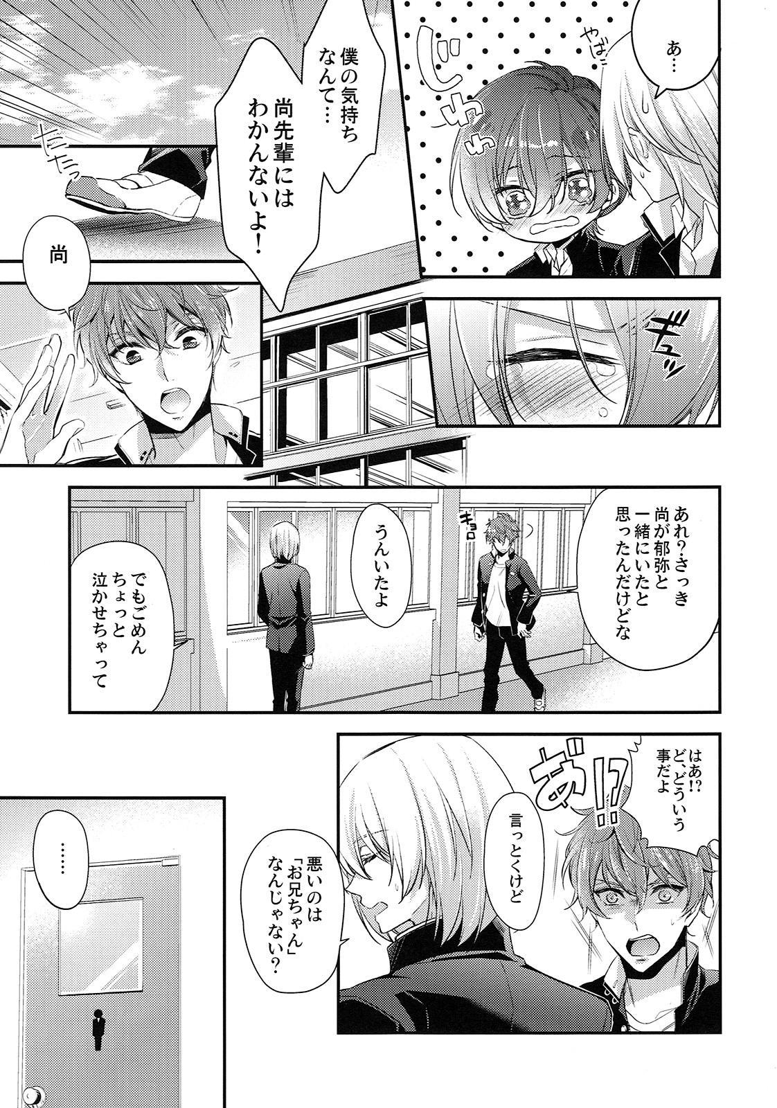 Aniki ga Kakkoyokute Shinpaisugiru! 3