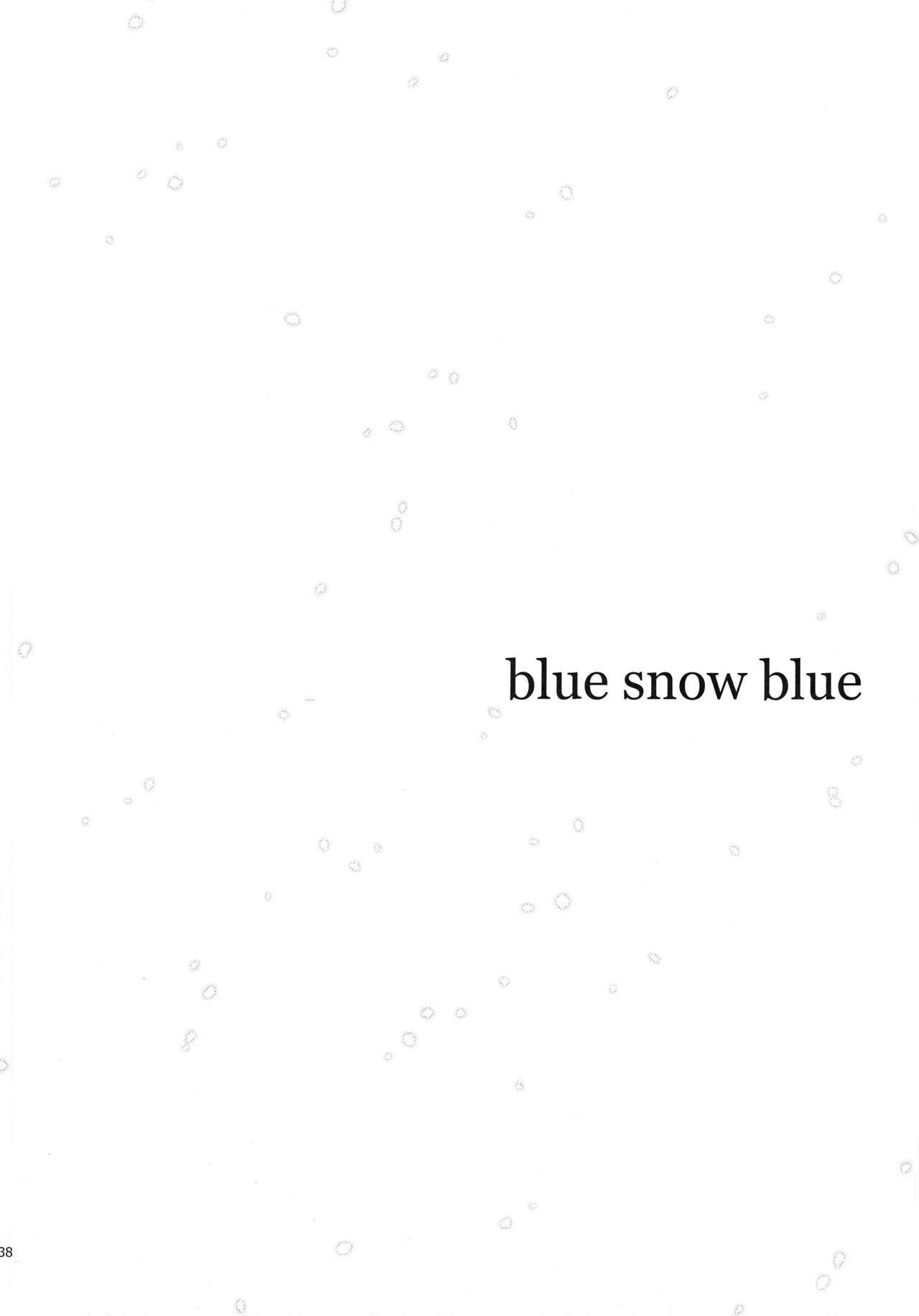 blue snow blue scene.18 37