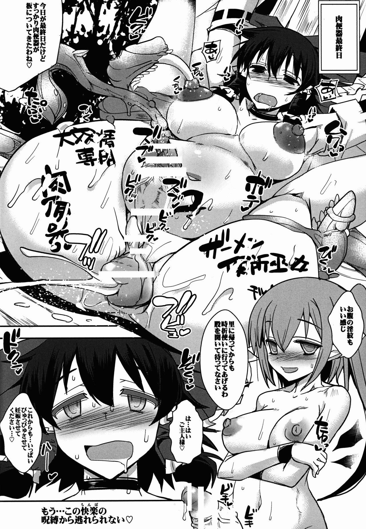 Touhou Inkonka Hakudakuroku 13