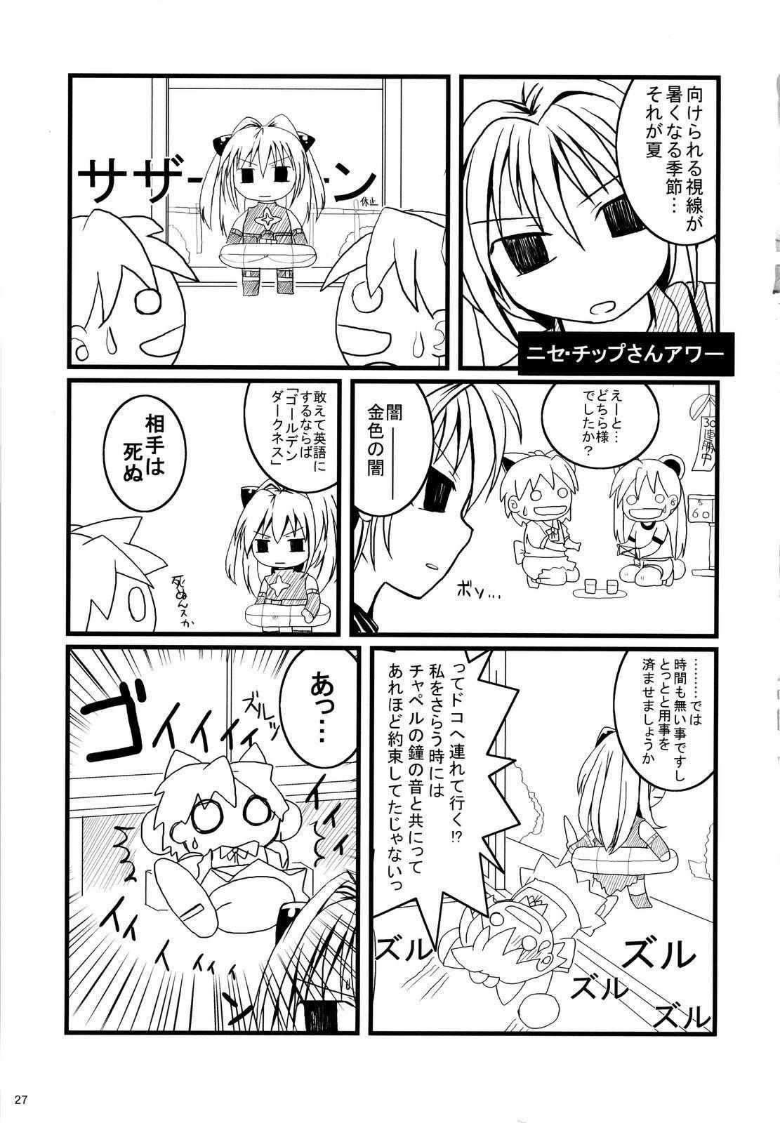 Ero ii wa Seigi 25