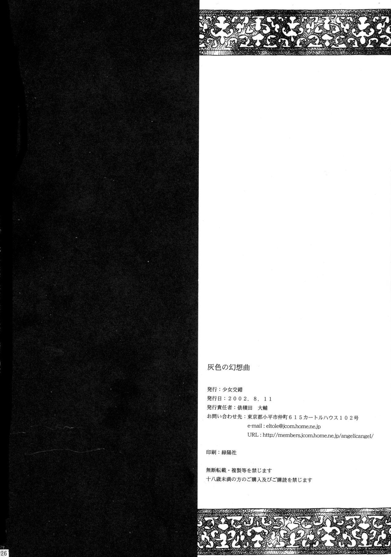 Haiiro no Gensoukyoku 24