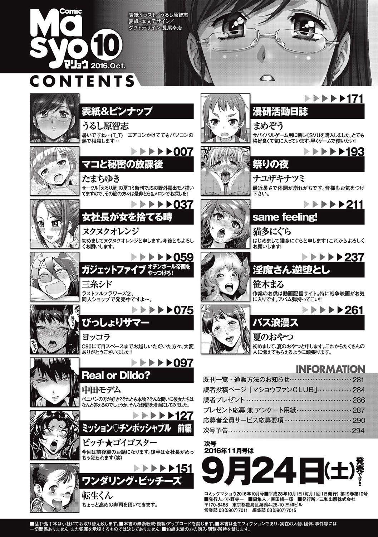 COMIC Masyo 2016-10 288