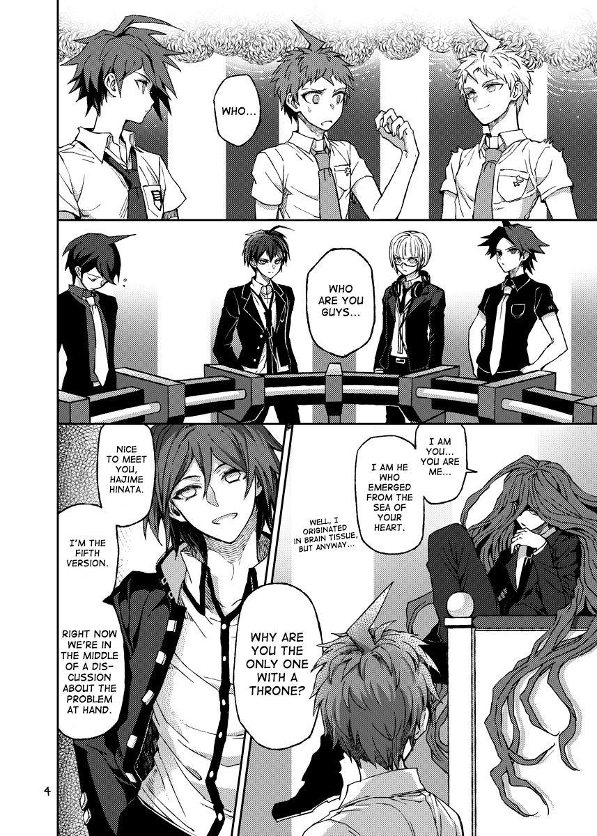 Hajime Hinata's Intracranial Trial 2