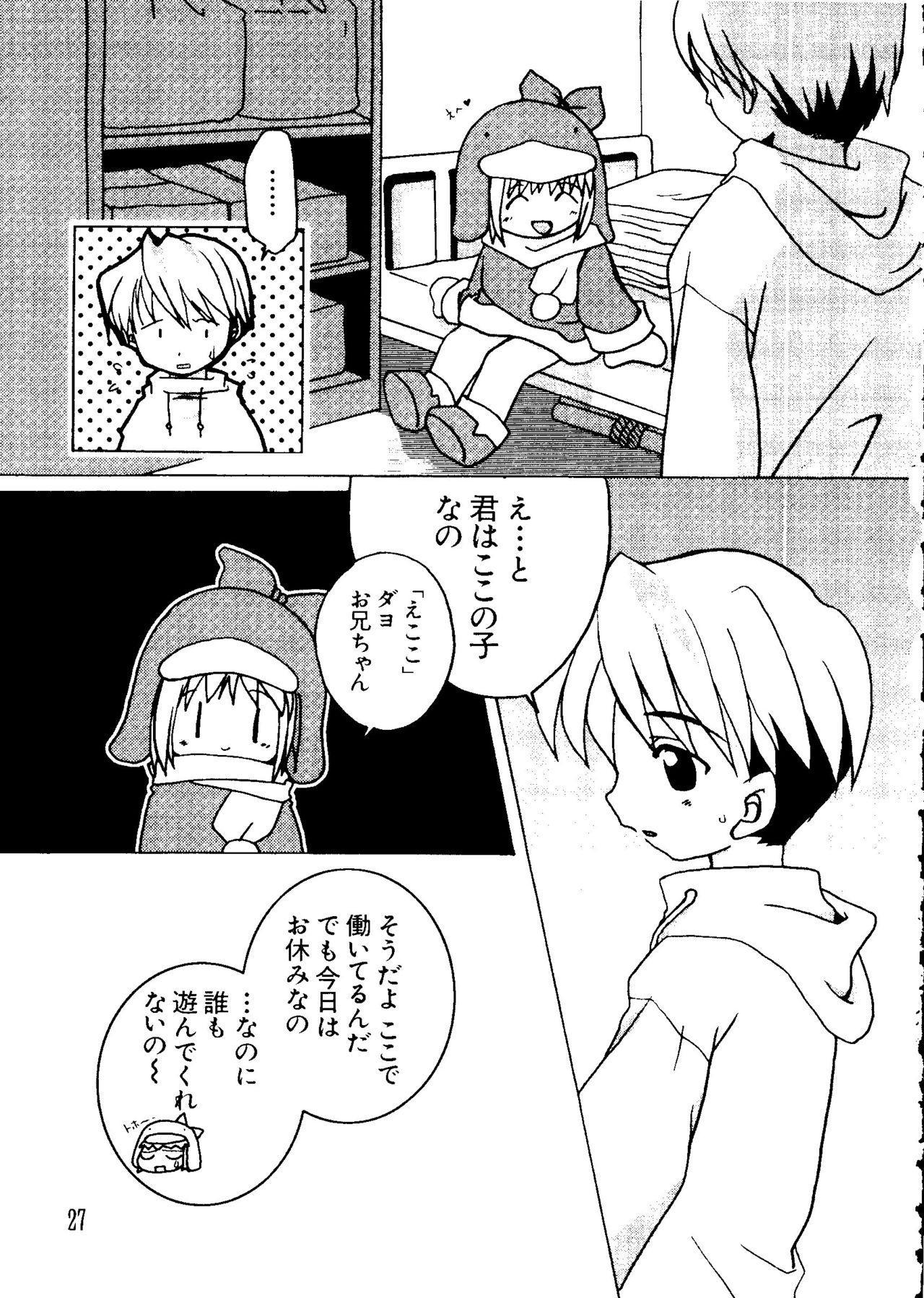 Love Chara Taizen No. 5 27