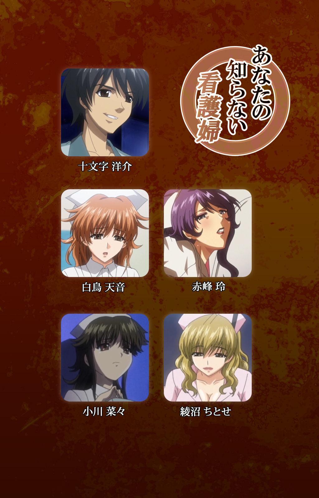 Anata no Shiranai Kangofu Zenpen Complete Ban 1