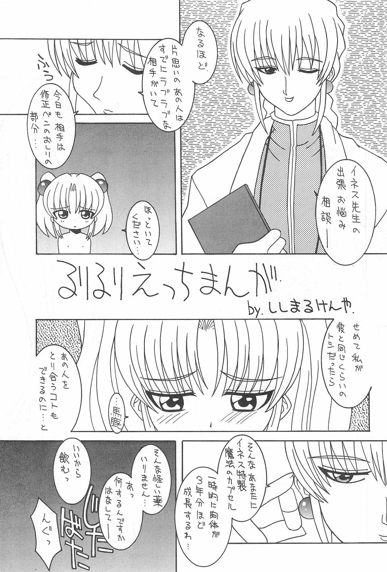 Soko da! Ninpou Youjitaikei no Jutsu EX 6