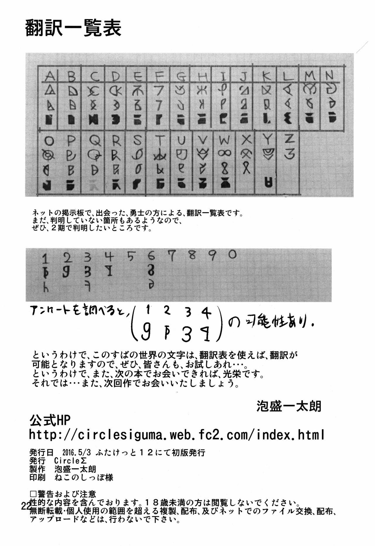 Kono Subarashii Inmu ni Syukufuku o! 22