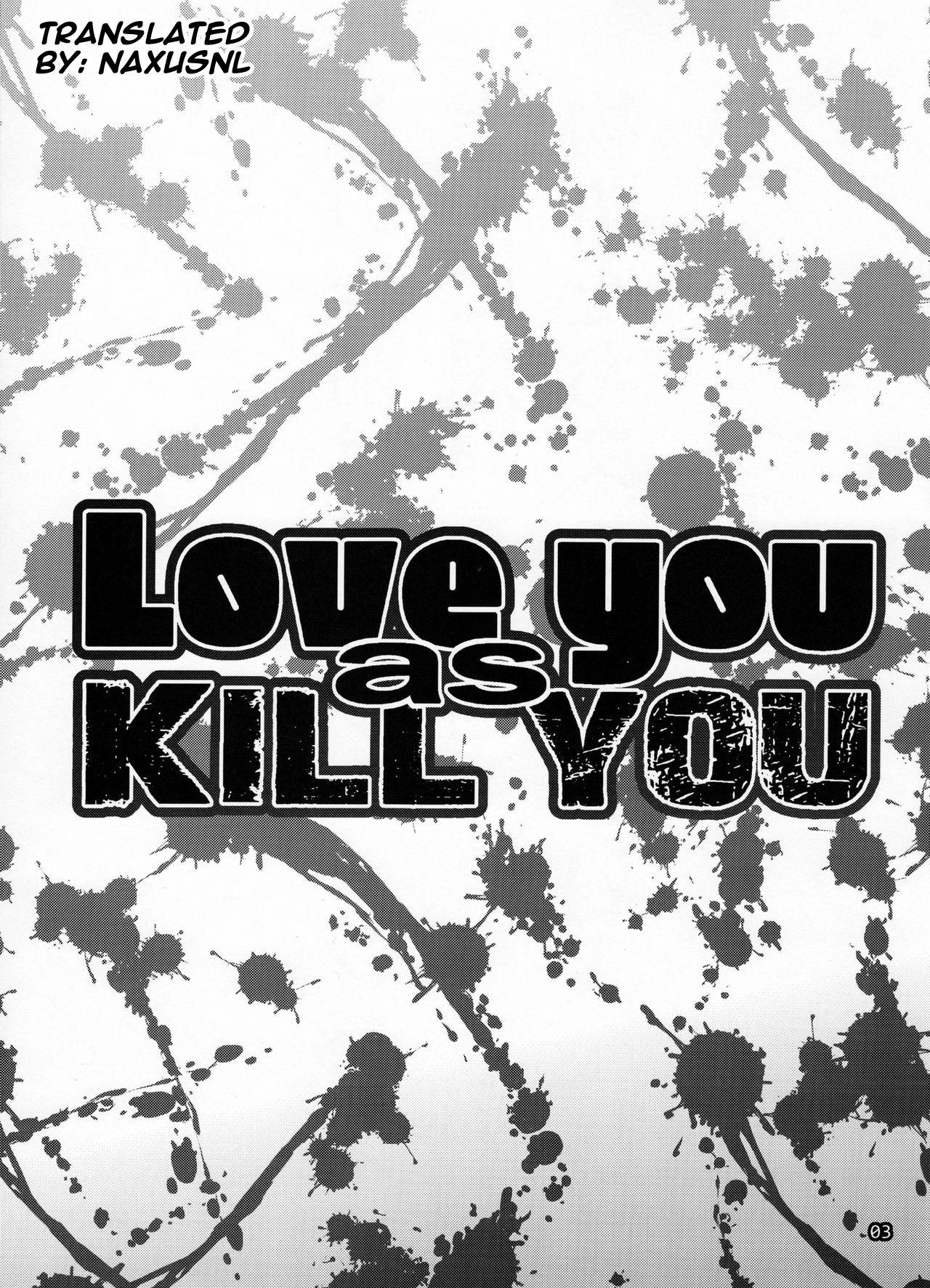 Love you as Kill you 1