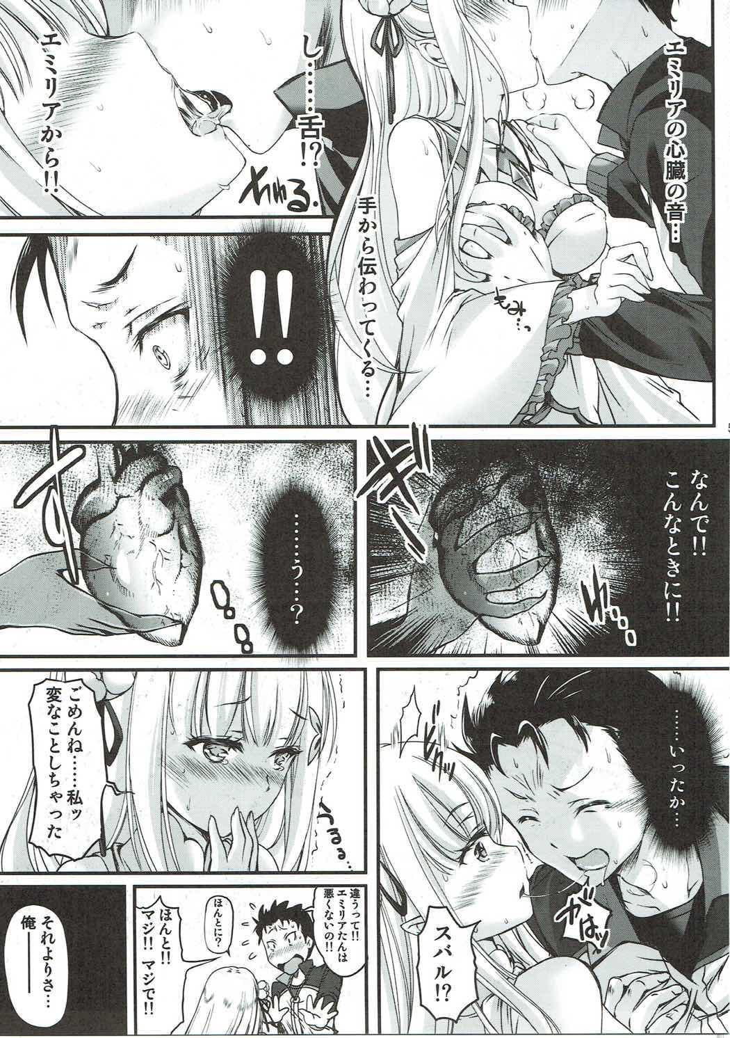 Re:Zero kara Hajimeru Happy End!? 3