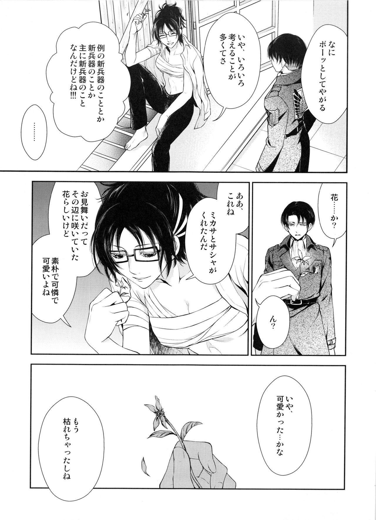 Meguri Meguri Soshite Mata Hana wa Saku 6