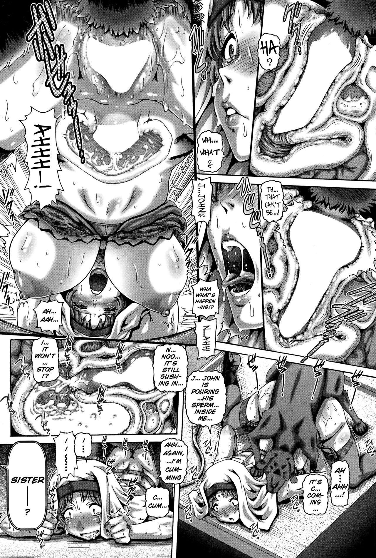 Shito no Mesu - The Apostle's Bitch 18