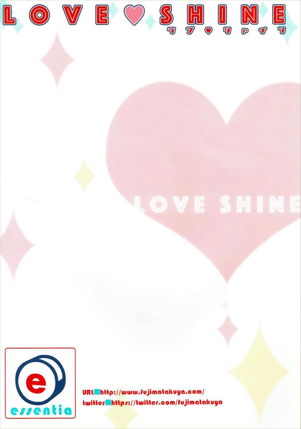 LOVE SHINE 19