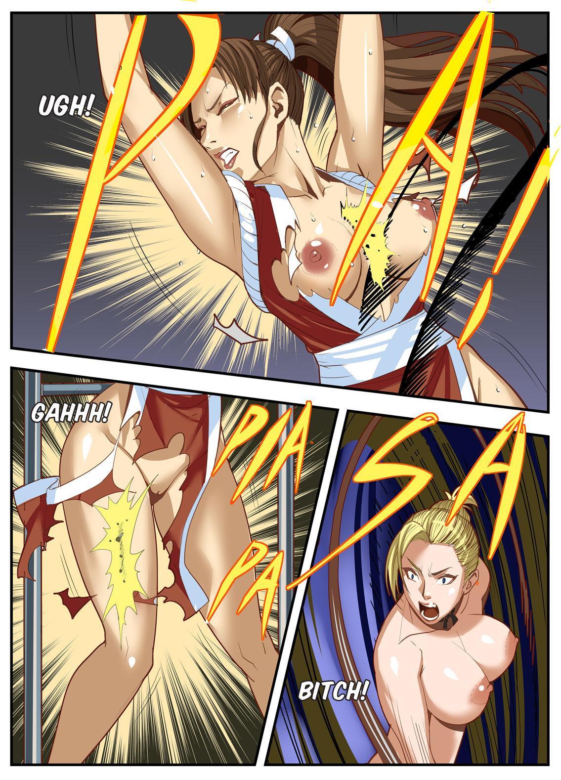 The Lust of Mai Shiranui 42