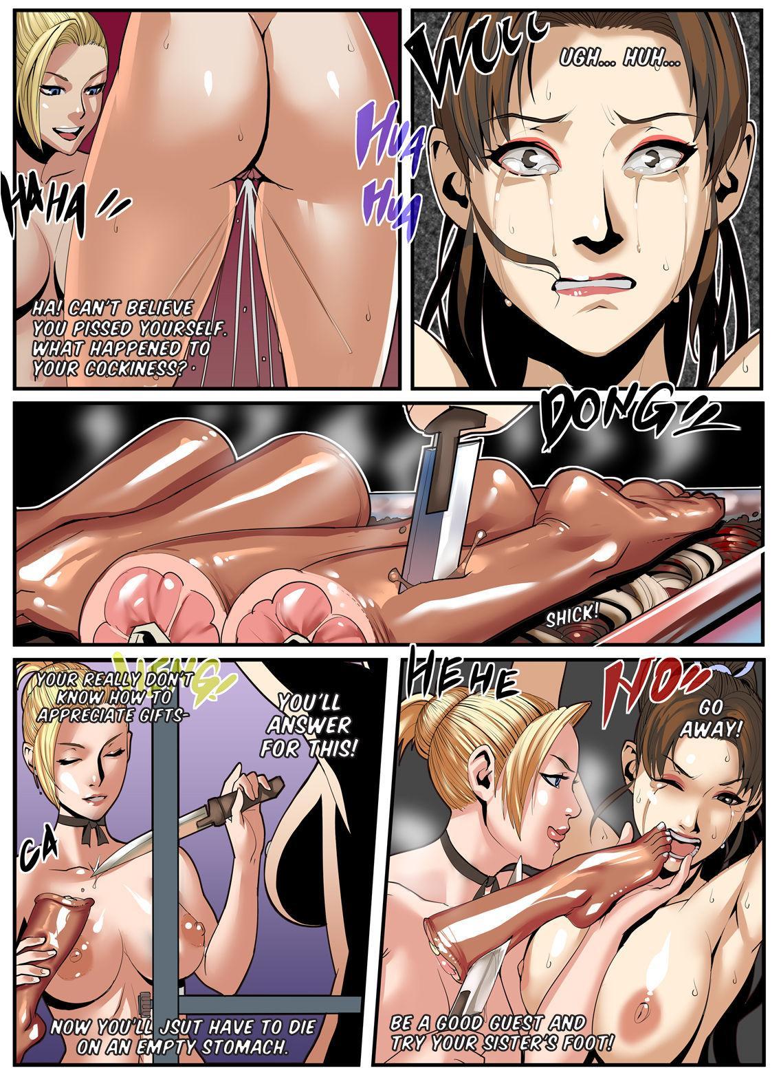 The Lust of Mai Shiranui 47