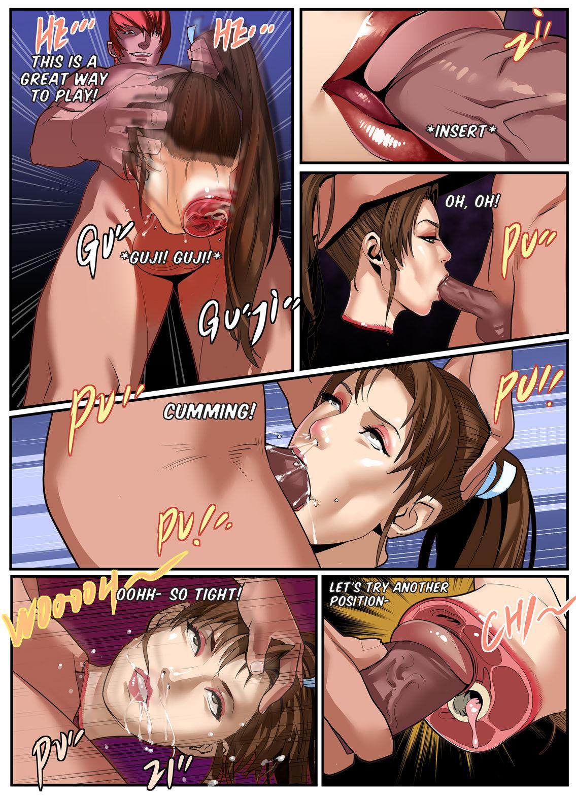 The Lust of Mai Shiranui 54